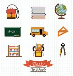 School desing vector