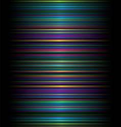 vert neon stripe vector image