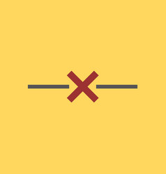 Simple disconnected symbol vector