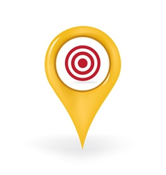 Target location vector