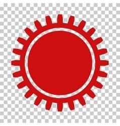 Cogwheel Icon vector image vector image