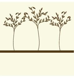 Three tree vector