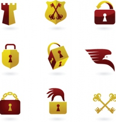 Locks vector