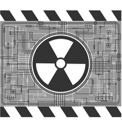 Nuclear background vector