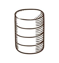 Battery symbol vector