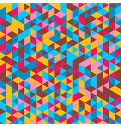Color Rectangles Backgrounds 2 vector image vector image