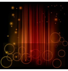 abstract golden background vector image