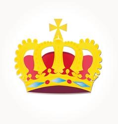 crown royal vector vector image vector image