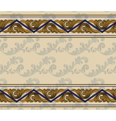 Ethnic abstract ornament vector