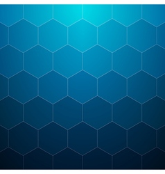 Honeycomb abstract background vector