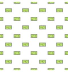 Gps navigation pattern cartoon style vector
