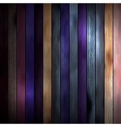 Modify wood pattern decoration wall vector