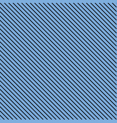 Tile pattern with black and blue stripes vector