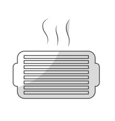 Ventilation grill icon vector
