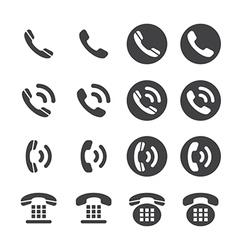 call icon vector image