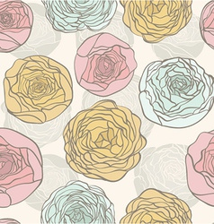 Colorfulflowers vector