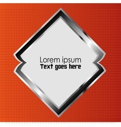 Background angle orange black dimension 3d vector