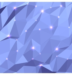 Triangle Geometrical Background vector image vector image