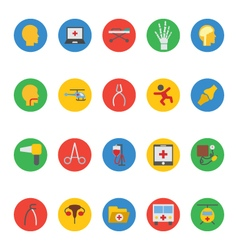 Medical icons 7 vector
