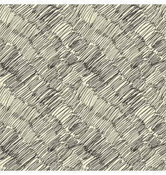 seamless doodles pattern vector image vector image