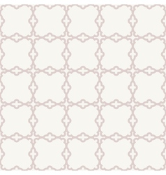 Geometric seamless abstract pink pattern vector