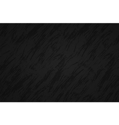 Black abstract background with dark streaks vector