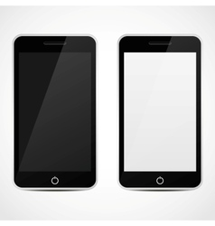 Smart Phones vector image
