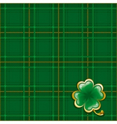 St patrick's day background vector