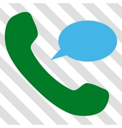 Phone Message Icon vector image
