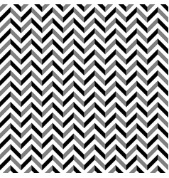 zigzag pattern seamless vector image vector image