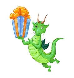 Dragon birth vector