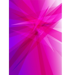 Dynamic Purple Background vector image