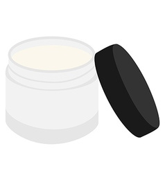 Face cream vector image vector image