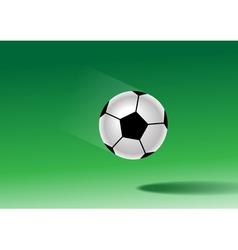 The ball vector