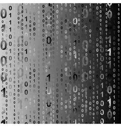Binary background vector