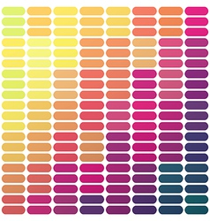 colorful shapes background vector image