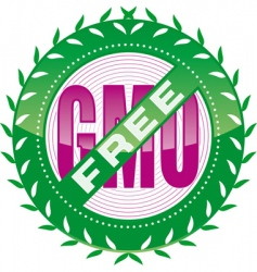 GM free vector image vector image