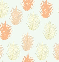 PalmLeaves8 vector image