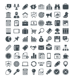 Set of useful icons vector