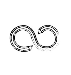 Figure pencil with curves and double point vector