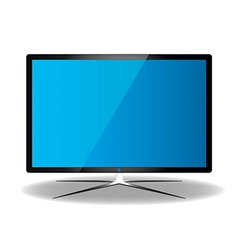 LED Television - Design vector image