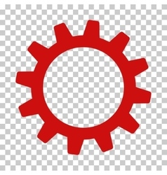 Cogwheel icon vector