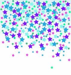 confetti stars vector image