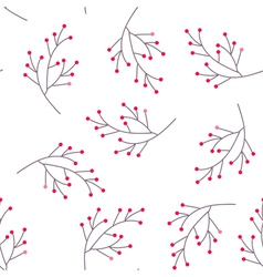 Berry seamless pattern 03 vector