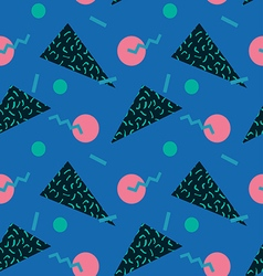 Seamless background 80s11 vector
