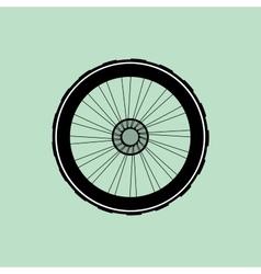 Wheel icon wheel icon bike wheel icon art vector
