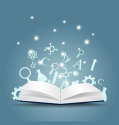 Knowledge concept  education vector