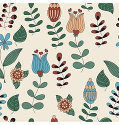 Childish seamless pattern vector