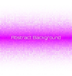 Bright Light Violet Technology Business Background vector image