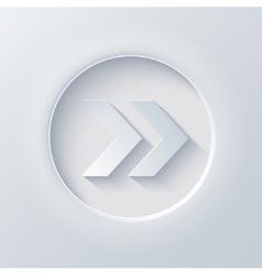 Light circle icon eps10 vector